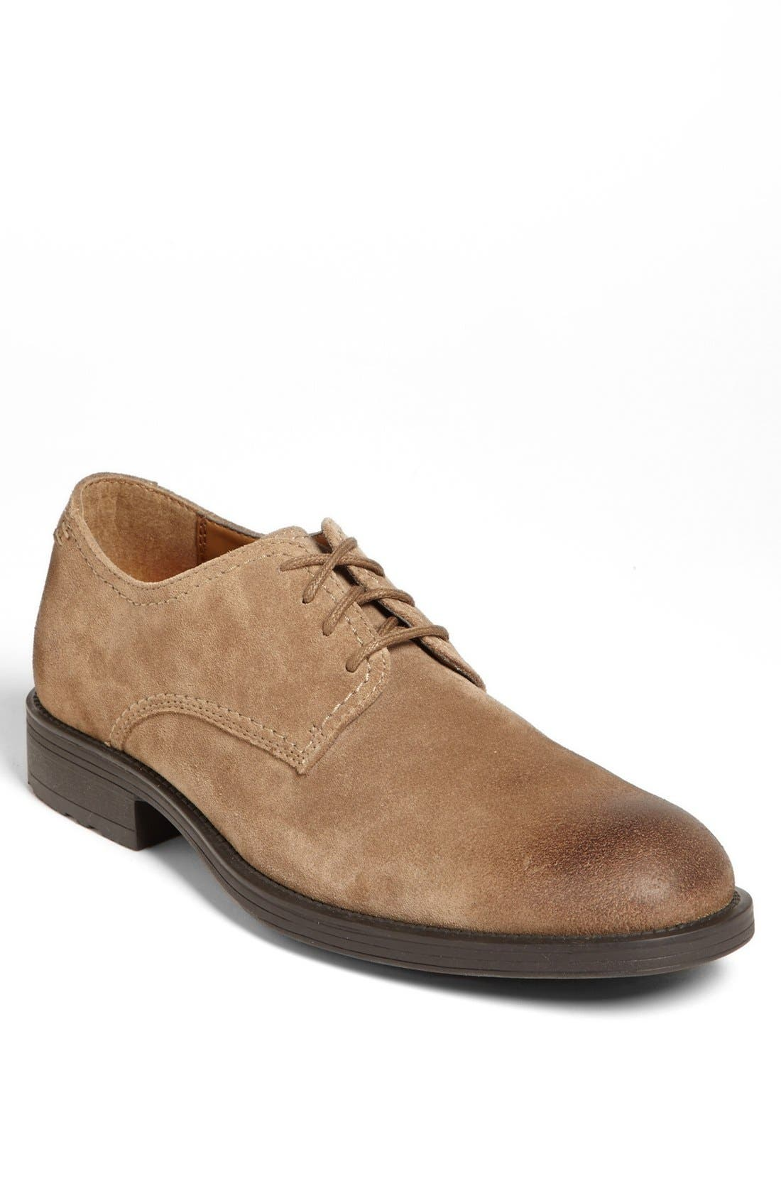 Alternate Image 1 Selected - Hush Puppies® 'Plane' Buck Shoe