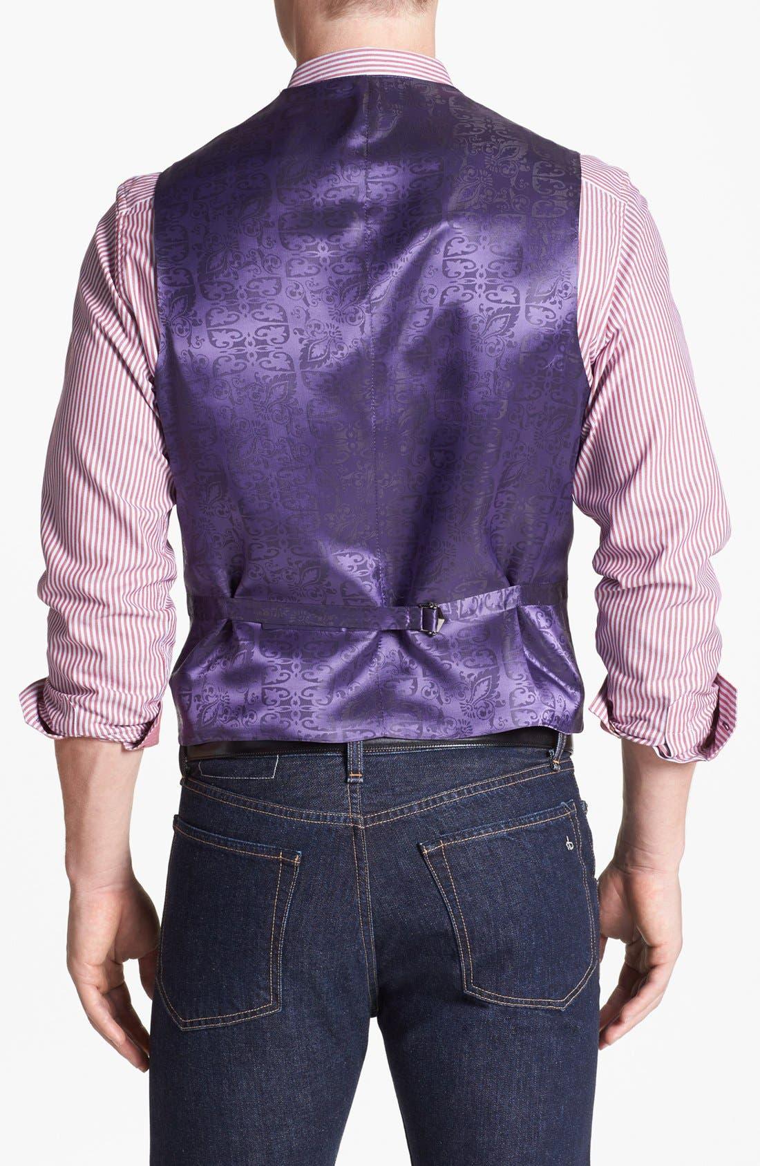 Alternate Image 3  - Ted Baker London Wool Vest