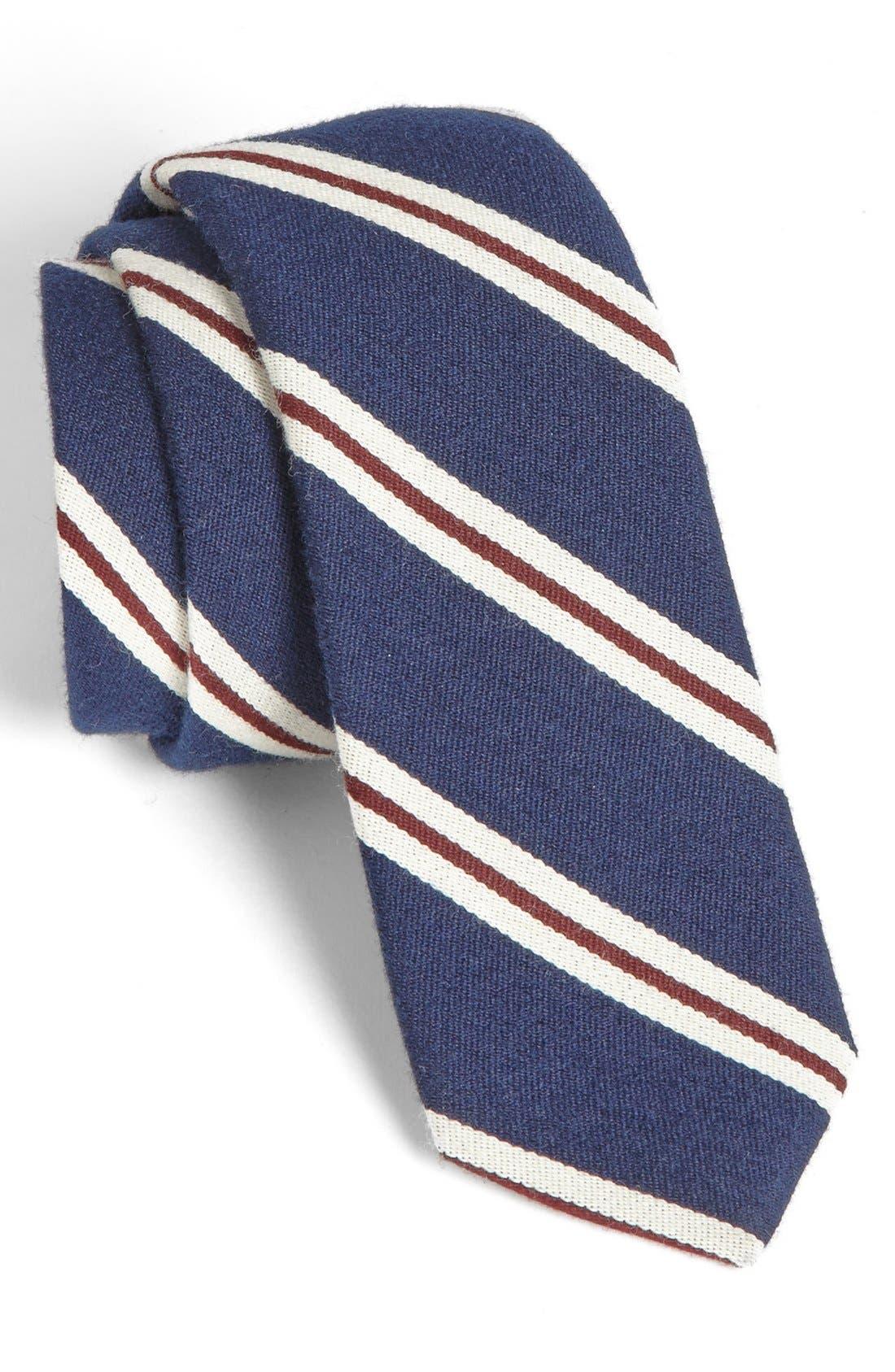 Alternate Image 1 Selected - Robert Stewart Stripe Tie