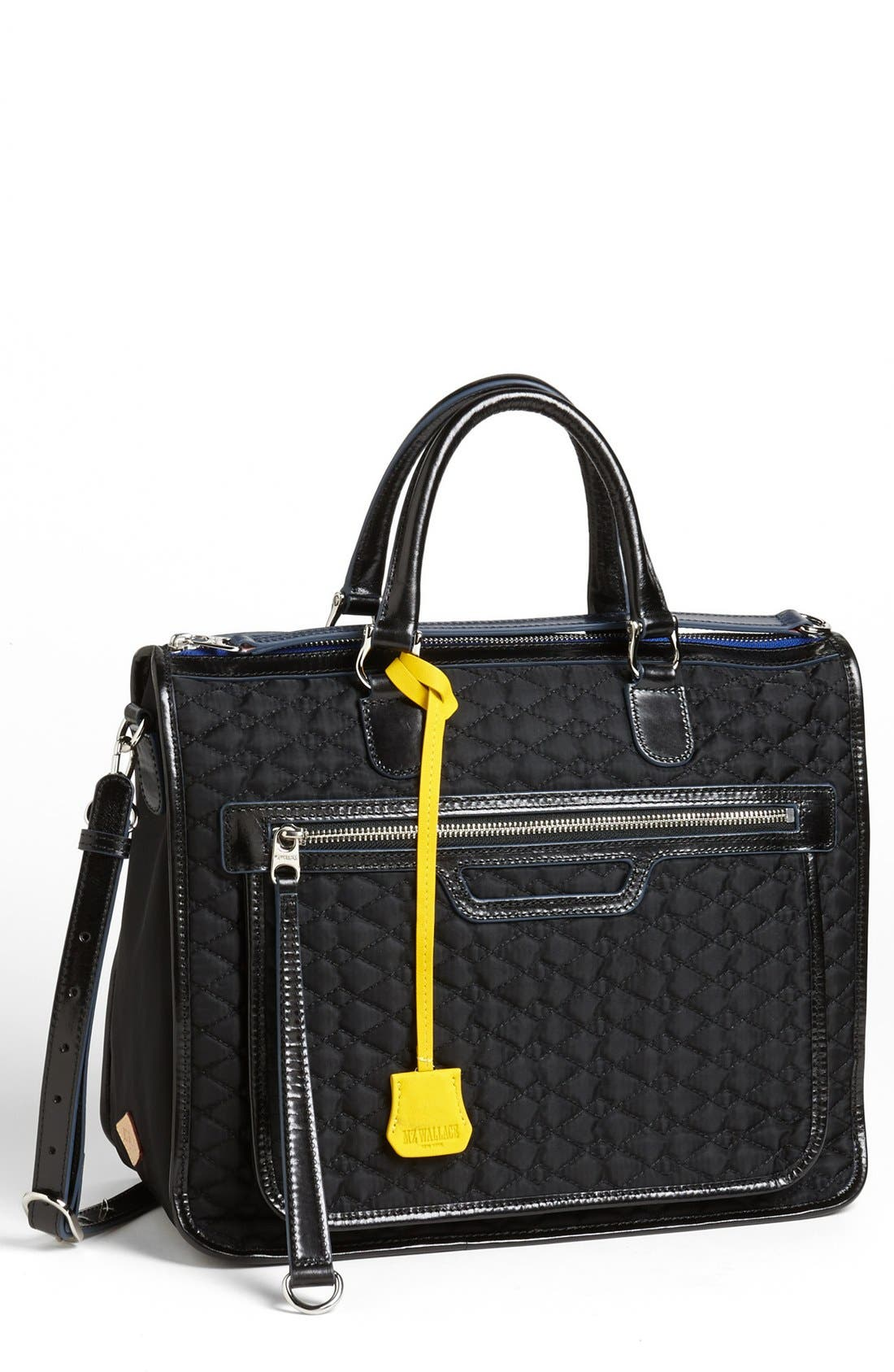Alternate Image 1 Selected - MZ Wallace 'Britt' Quilted Tote