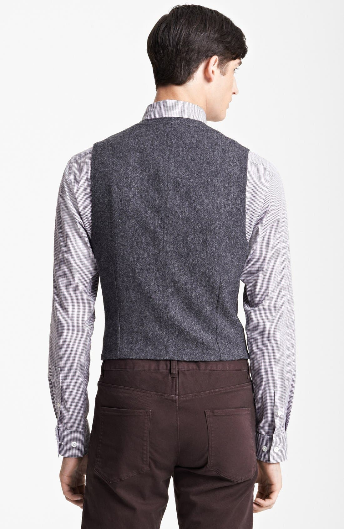 Alternate Image 2  - Theory 'Chestir Foxholm' Wool Vest