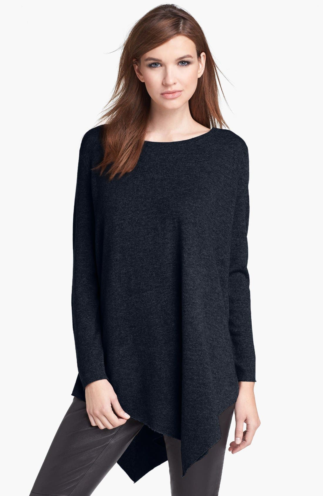Alternate Image 1 Selected - Joie 'Tambrel' Asymmetrical Sweater Tunic