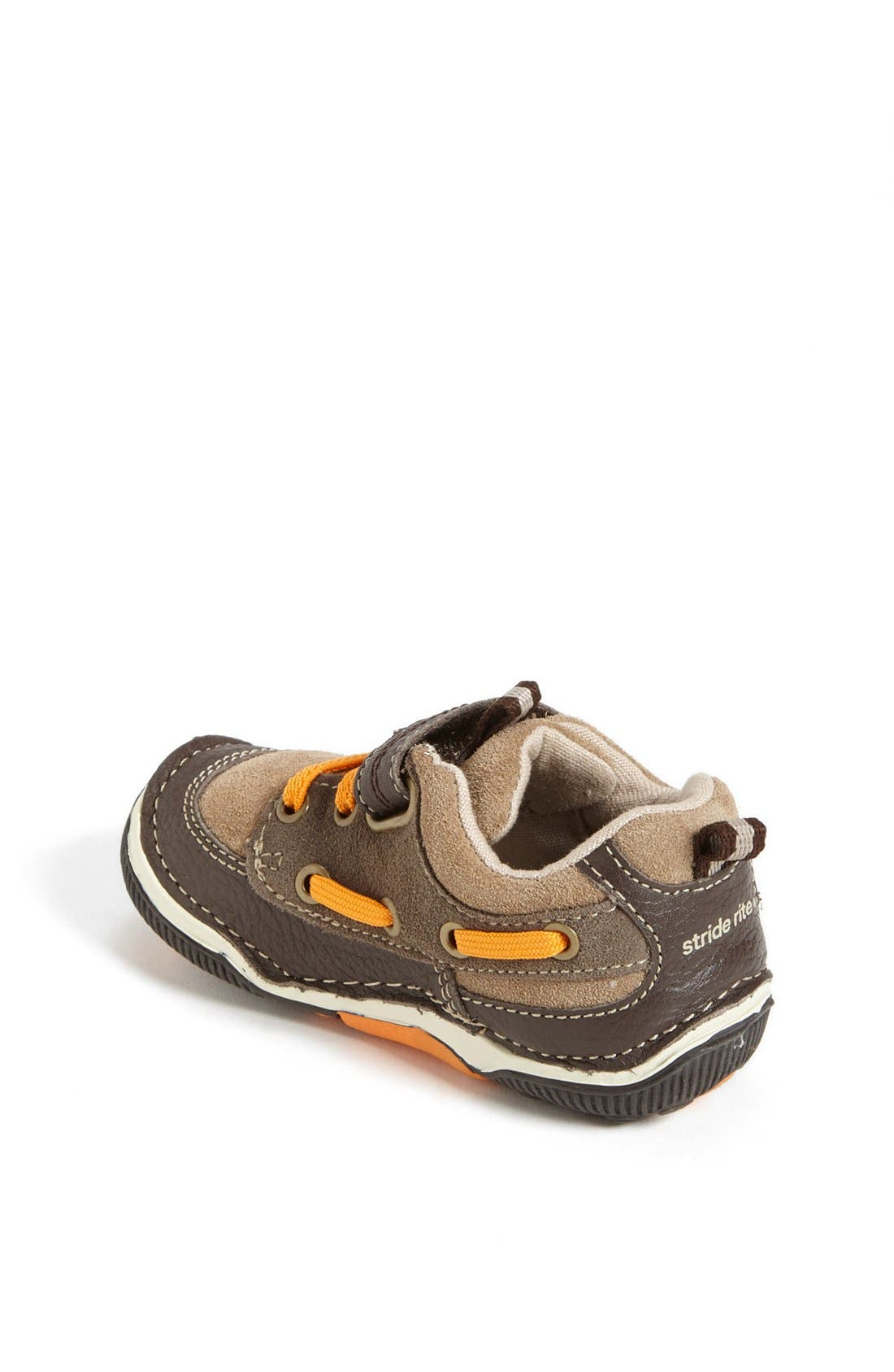 Alternate Image 2  - Stride Rite 'Mosby' Sneaker (Baby, Walker & Toddler)