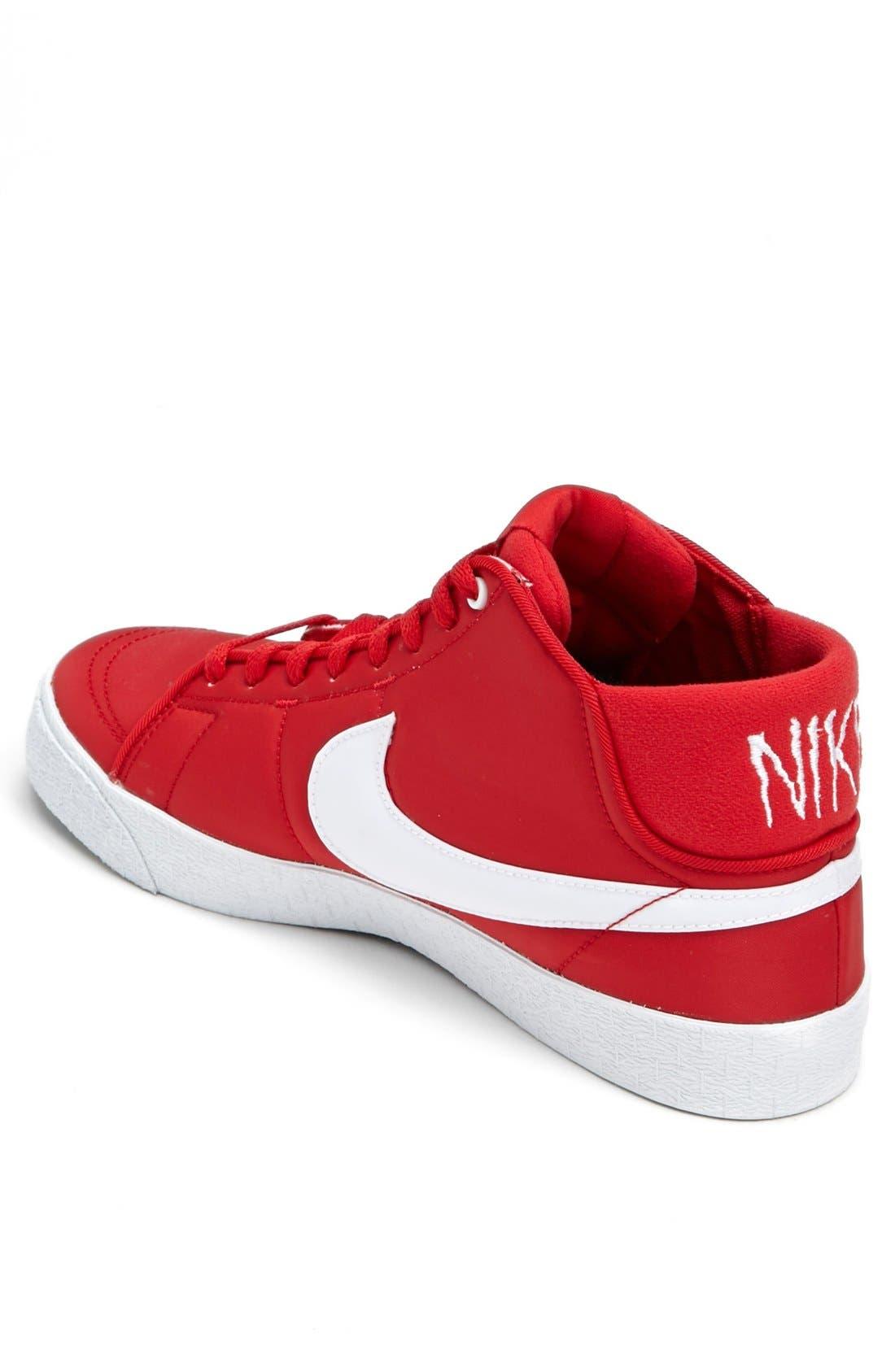 Alternate Image 2  - Nike 'Blazer Mid LR NF' Skate Shoe (Men)