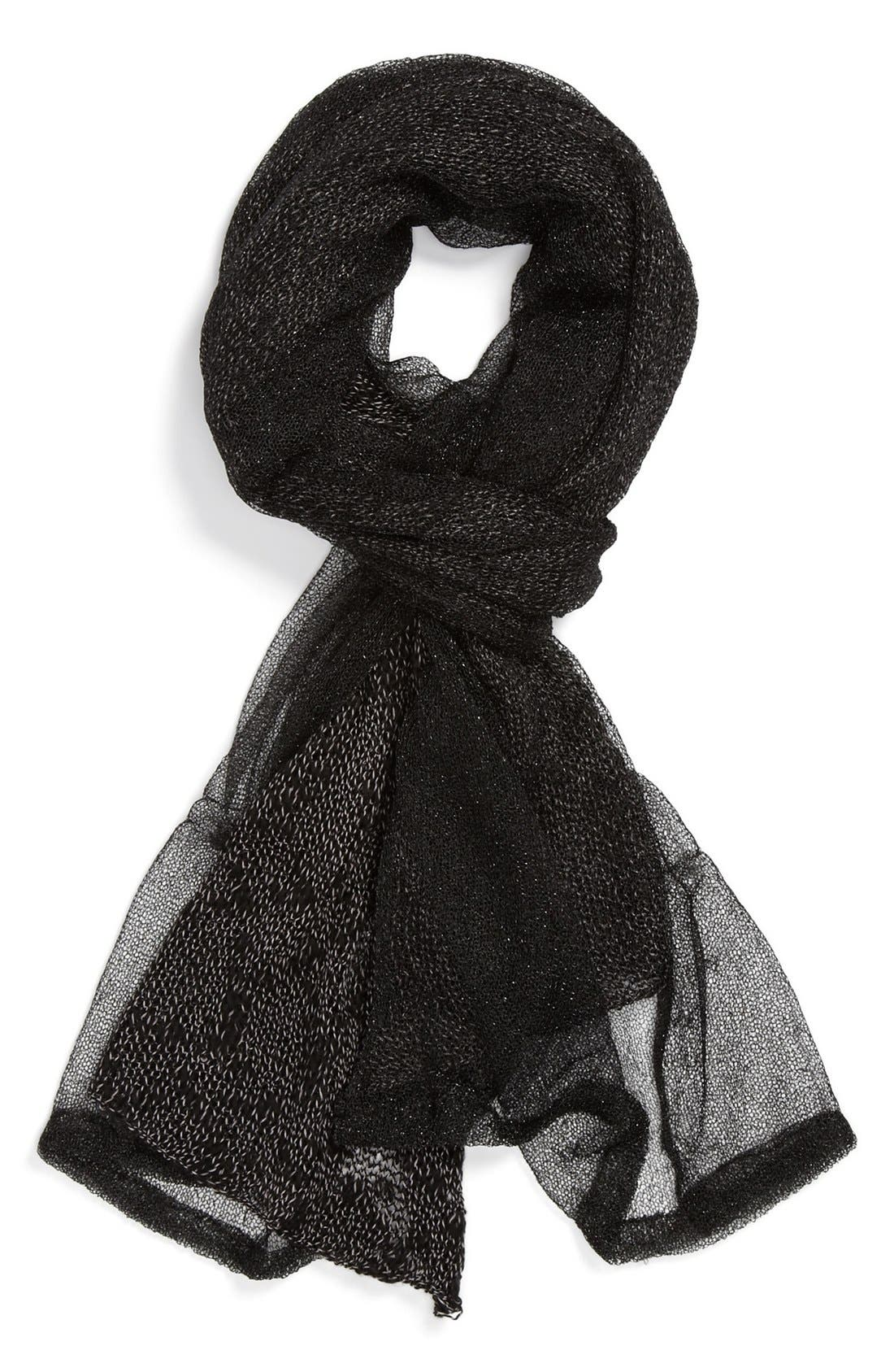 Alternate Image 1 Selected - Collection XIIX 'Thick and Thin' Scarf