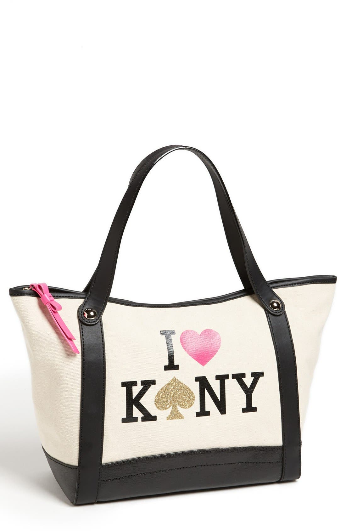 Alternate Image 1 Selected - kate spade new york 'call to action - stanley' tote