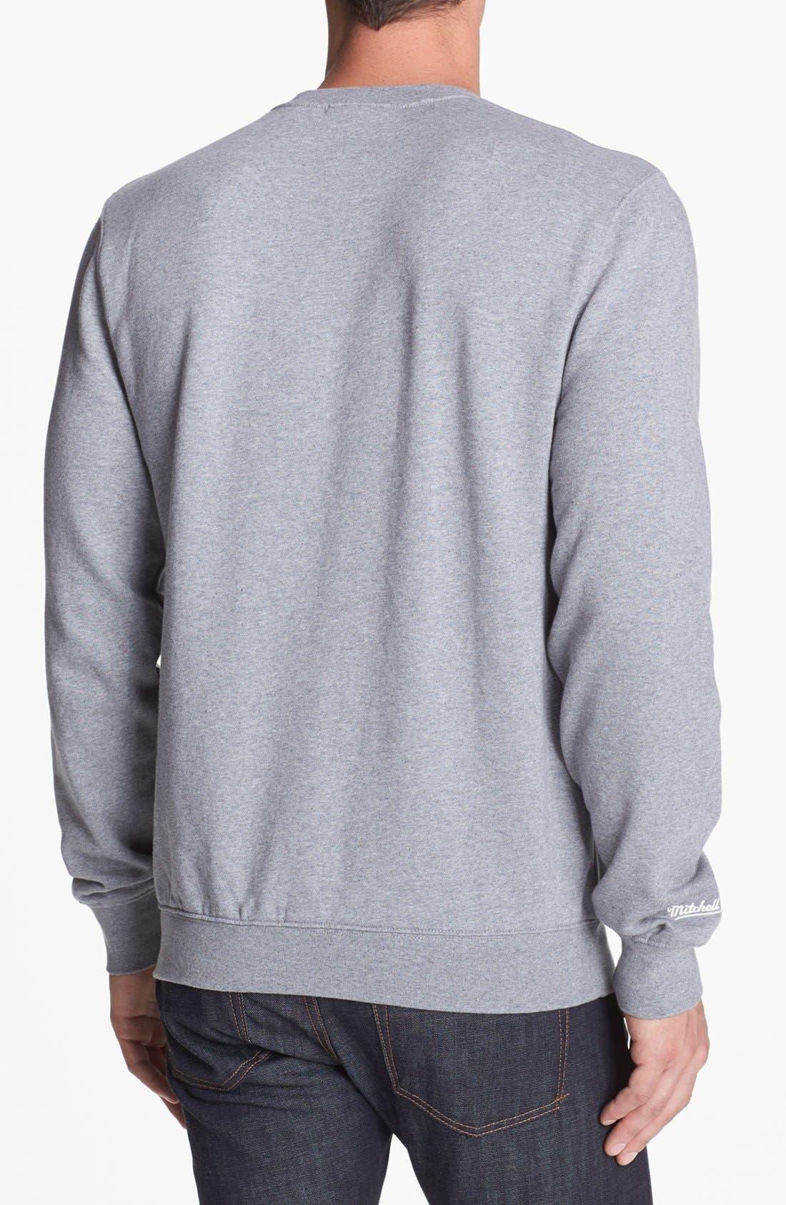 Alternate Image 2  - Mitchell & Ness 'Green Bay Packers' Sweatshirt