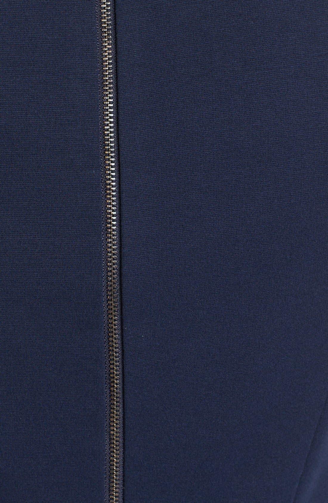 Alternate Image 3  - Anne Klein Belted Fit & Flare Dress