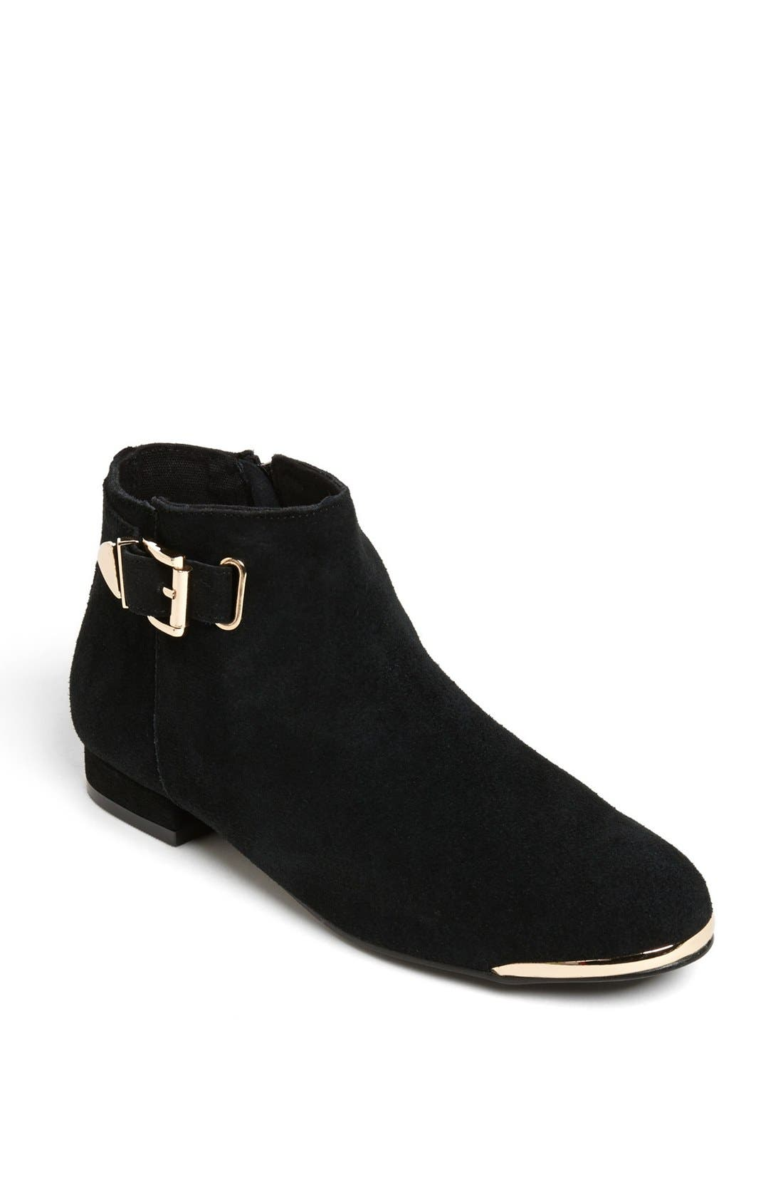 Alternate Image 1 Selected - Topshop 'Mam' Studded Bootie