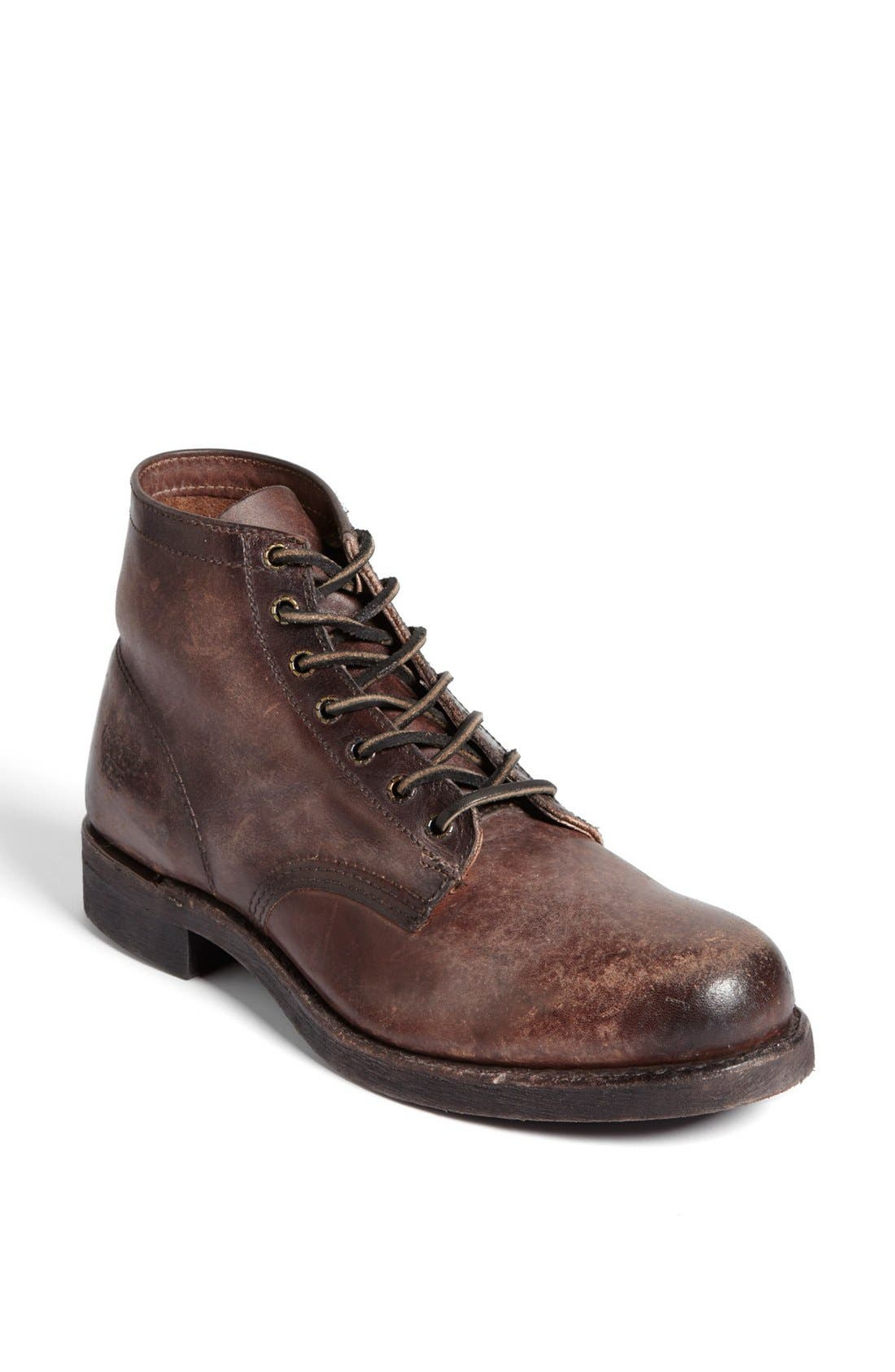 Alternate Image 1 Selected - Frye 'Prison' Leather Boot