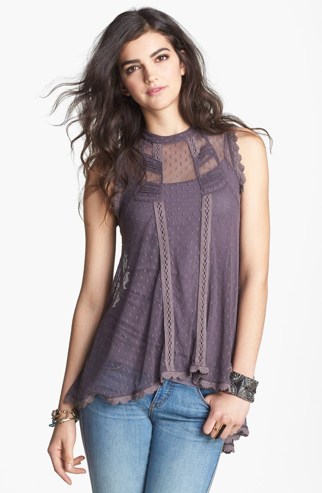 Alternate Image 1 Selected - Free People 'Fiona's Victoria' Top