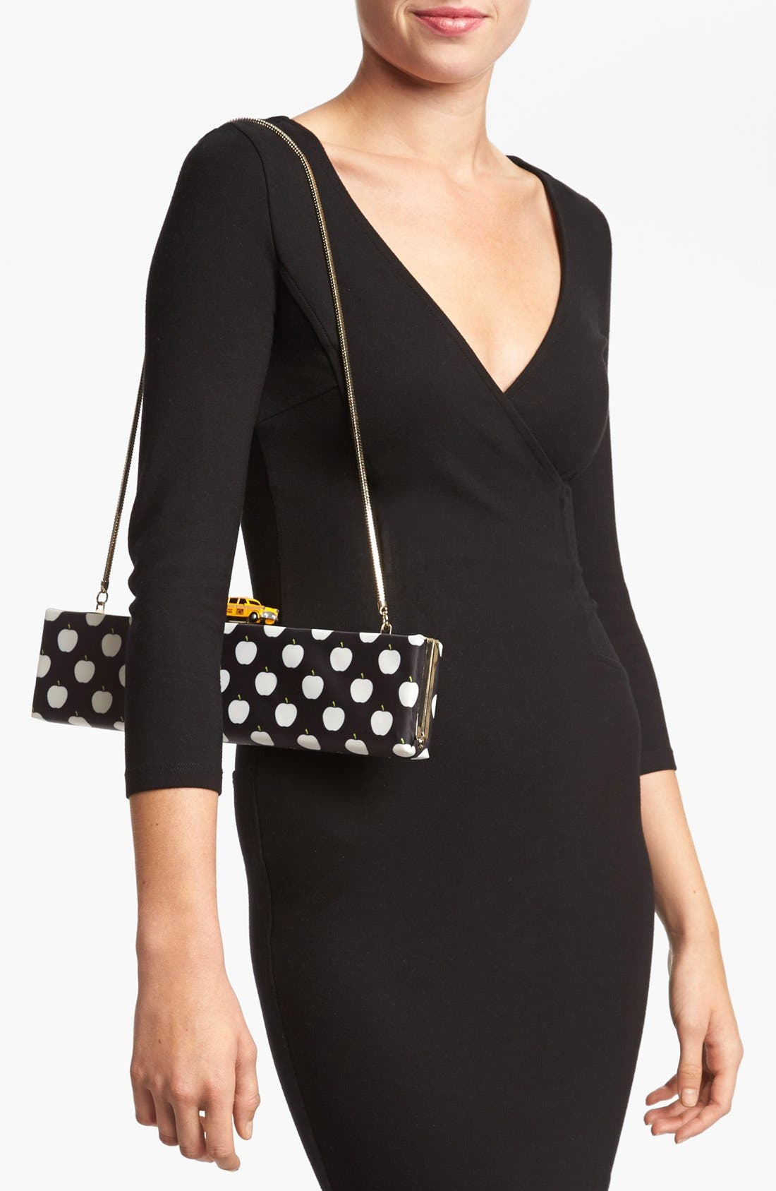 Alternate Image 2  - kate spade new york 'far from the tree - off duty' clutch