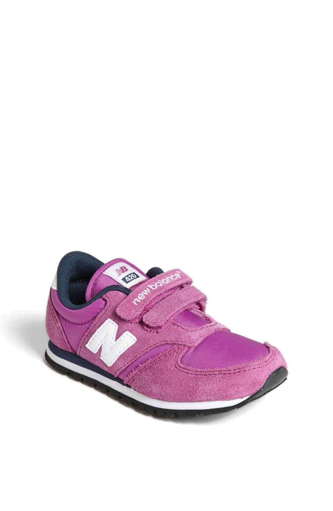 Main Image - New Balance '420 Take Down' Sneaker (Walker & Toddler)