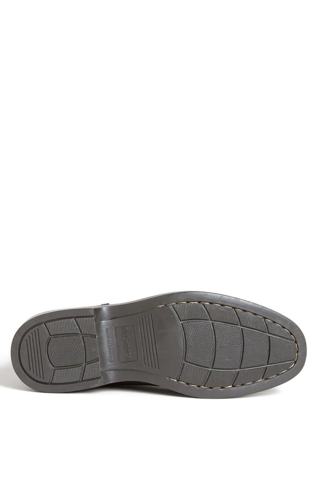 Alternate Image 4  - G.H. Bass & Co. 'Plano' Plain Toe Boot