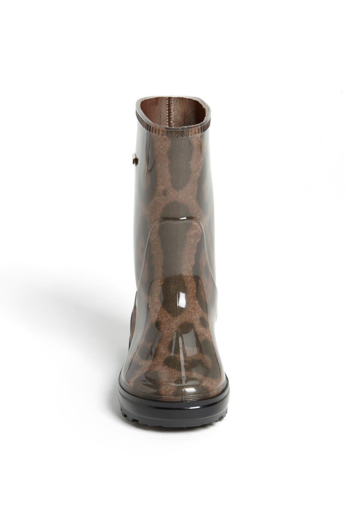 Alternate Image 3  - Dolce&Gabbana 'Leo' Rain Boot (Walker, Toddler, Little Kid & Big Kid)