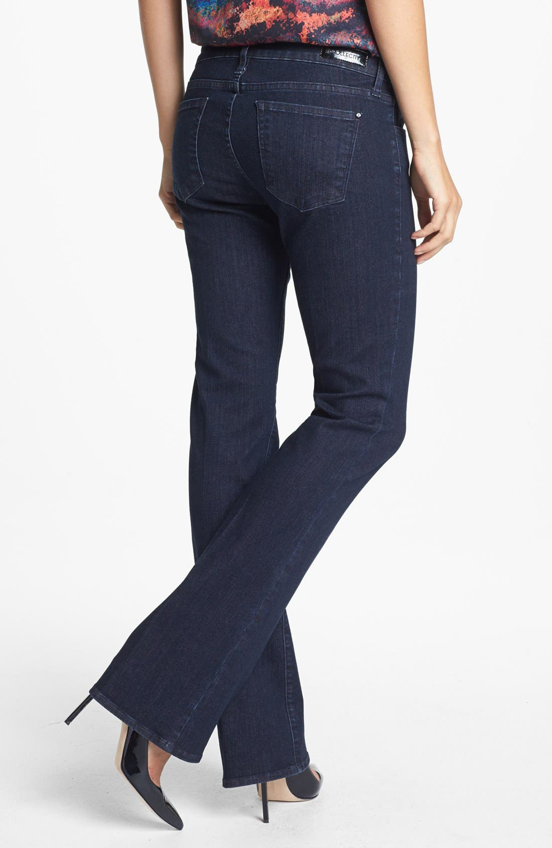 Alternate Image 2  - !iT Collective 'Jolie' Slim Bootcut Jeans (A Star Is Born)