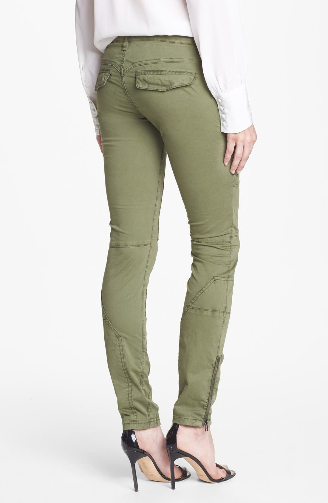 Alternate Image 2  - BLANKNYC Skinny Cargo Pants
