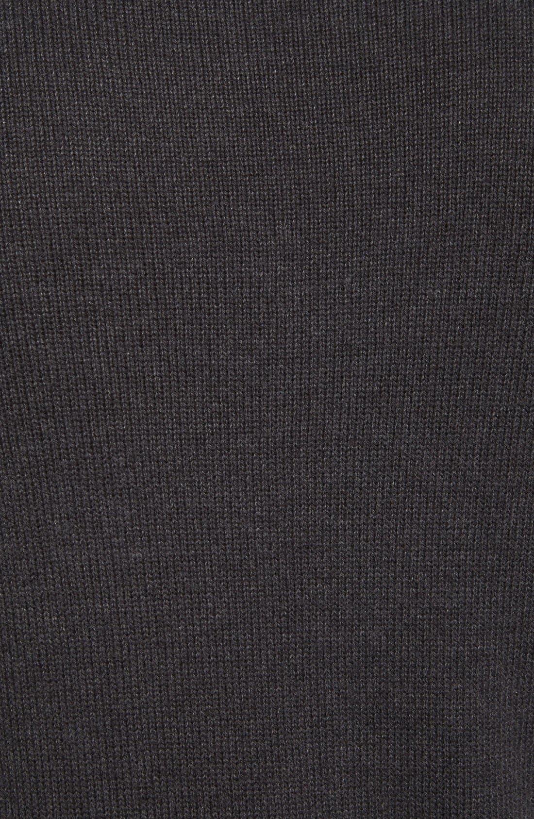 Alternate Image 3  - 1901 Graphic Crewneck Sweater