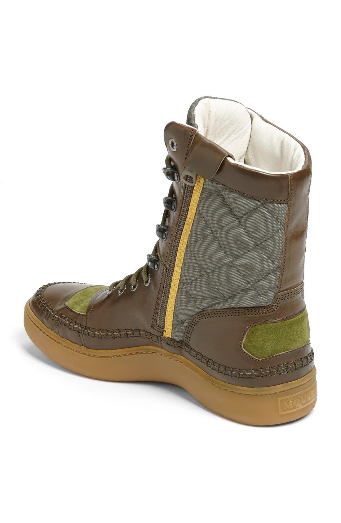 Alternate Image 2  - PUMA 'Alexander McQueen - Joust' Boot