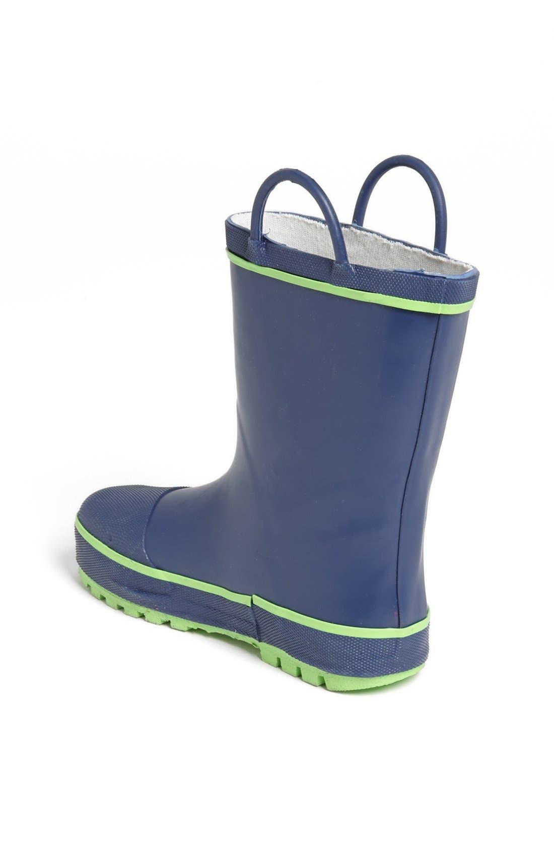 Alternate Image 2  - Nordstrom 'Downpour' Rain Boot (Walker, Toddler &  Little Kid)
