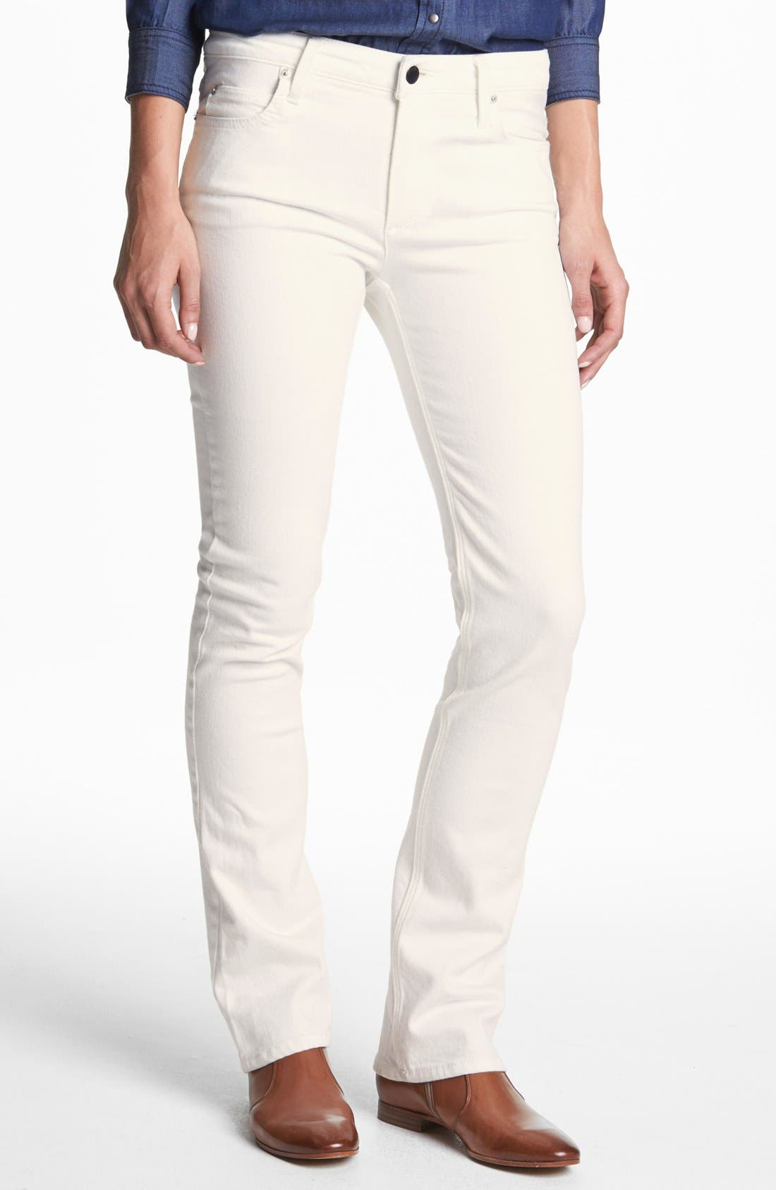 Alternate Image 1 Selected - Theory 'Crosby C.' Slim Leg Jeans