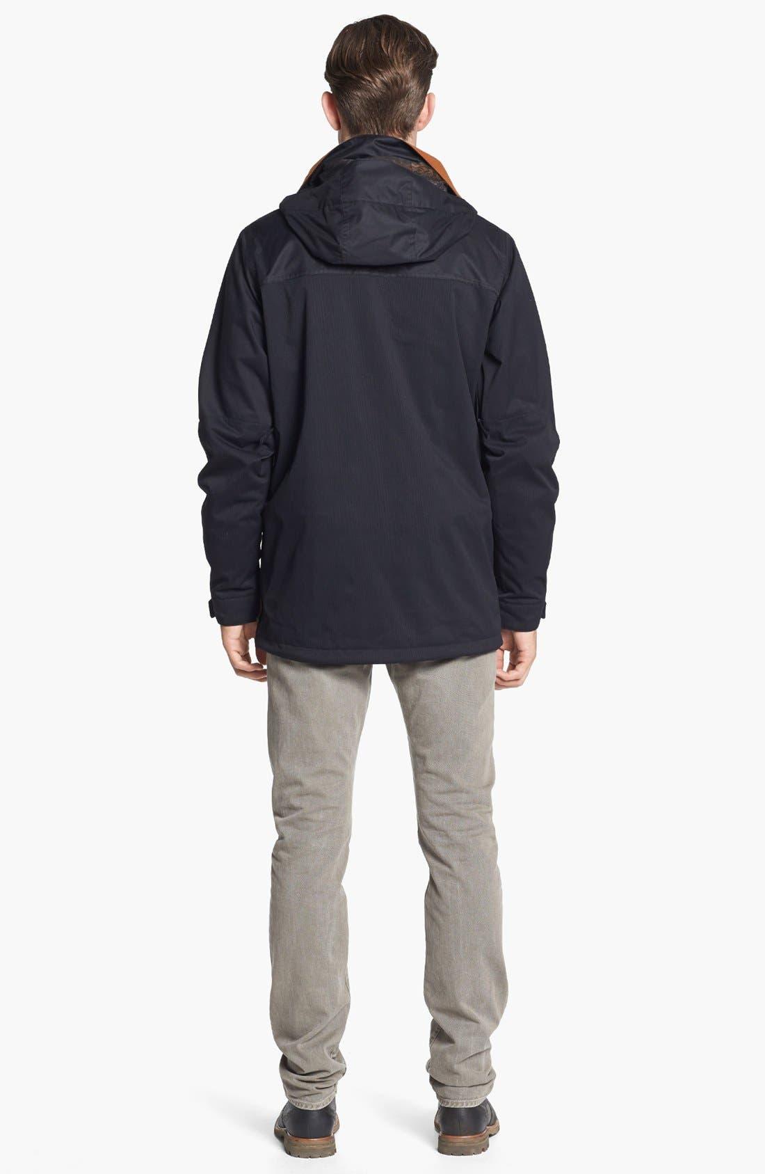 Alternate Image 6  - J Brand 'Kane' Slim Fit Jeans (Washed Boulder)