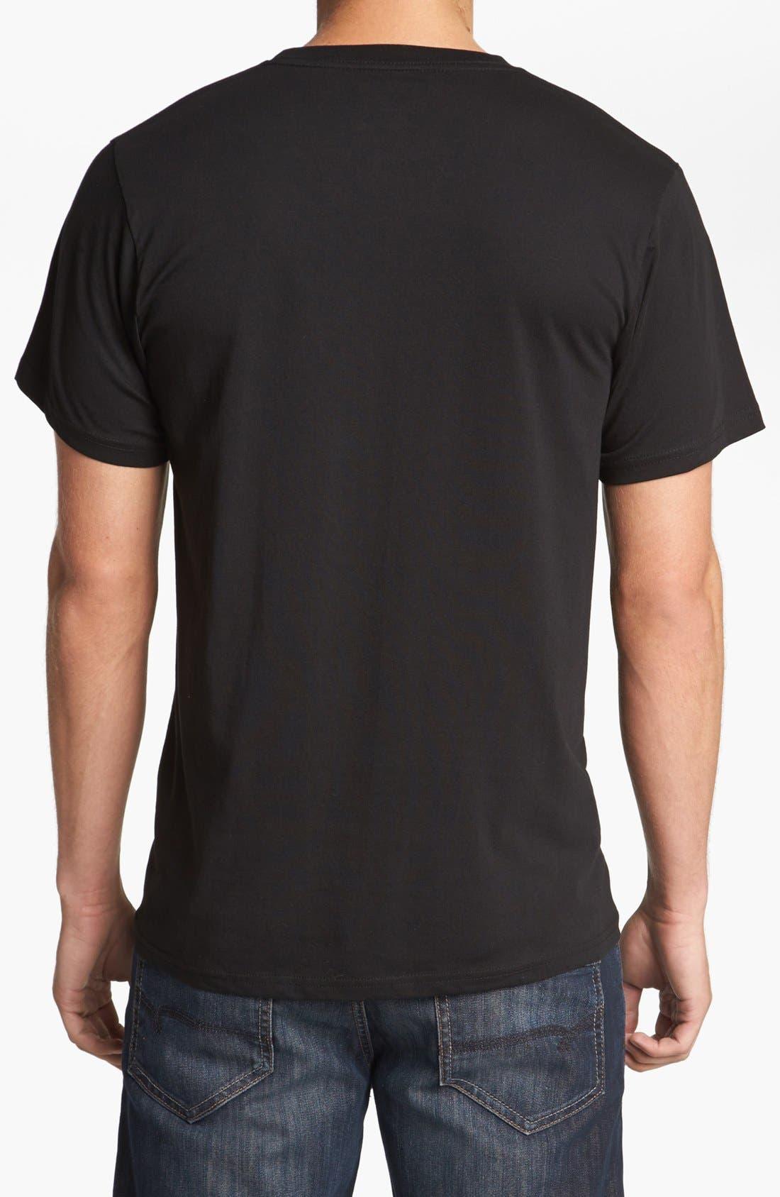 Alternate Image 2  - Horses Cut Shop 'Downtown Boxing Gym' T-Shirt