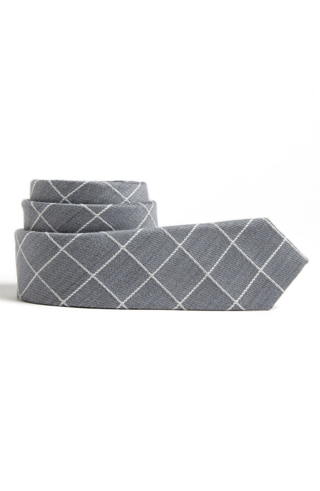 Alternate Image 1 Selected - C2 by Calibrate Woven Tie (Big Boys)