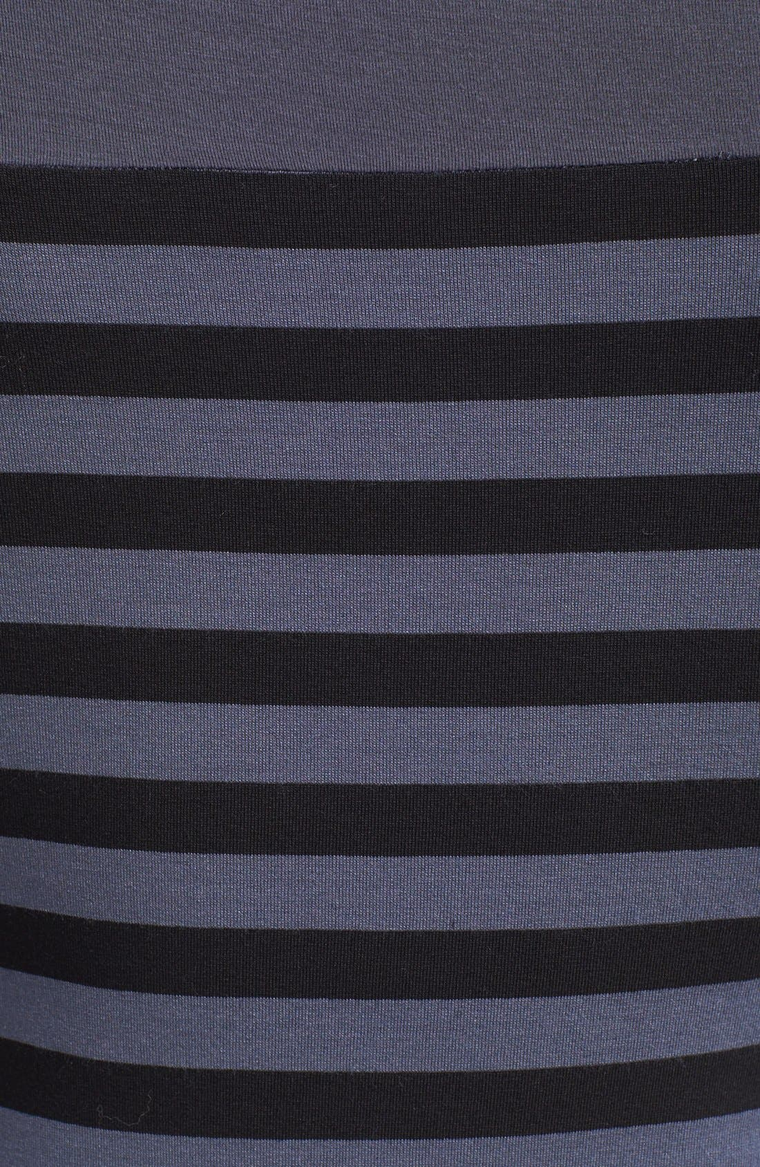 Alternate Image 3  - Bailey 44 'Text Me' Stripe Tee