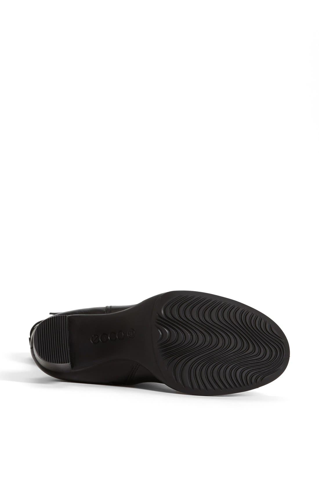 Alternate Image 4  - ECCO 'Saunter' Tall Boot