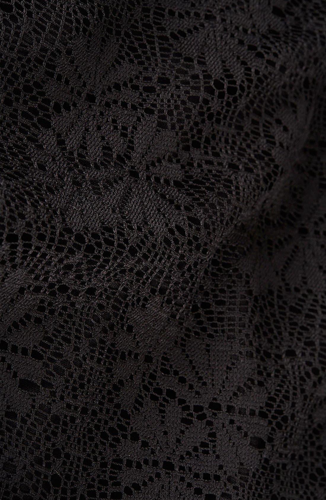 Alternate Image 3  - Topshop Scallop Lace Camisole