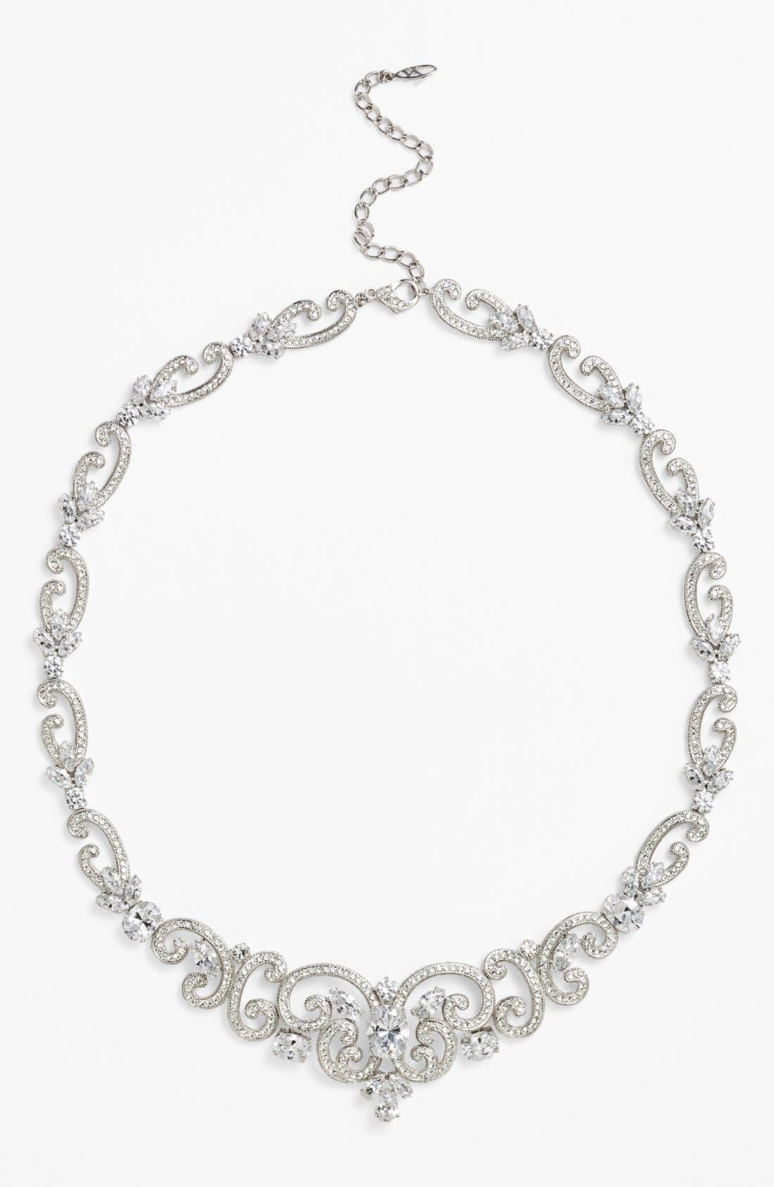 Alternate Image 2  - Nadri Frontal Necklace