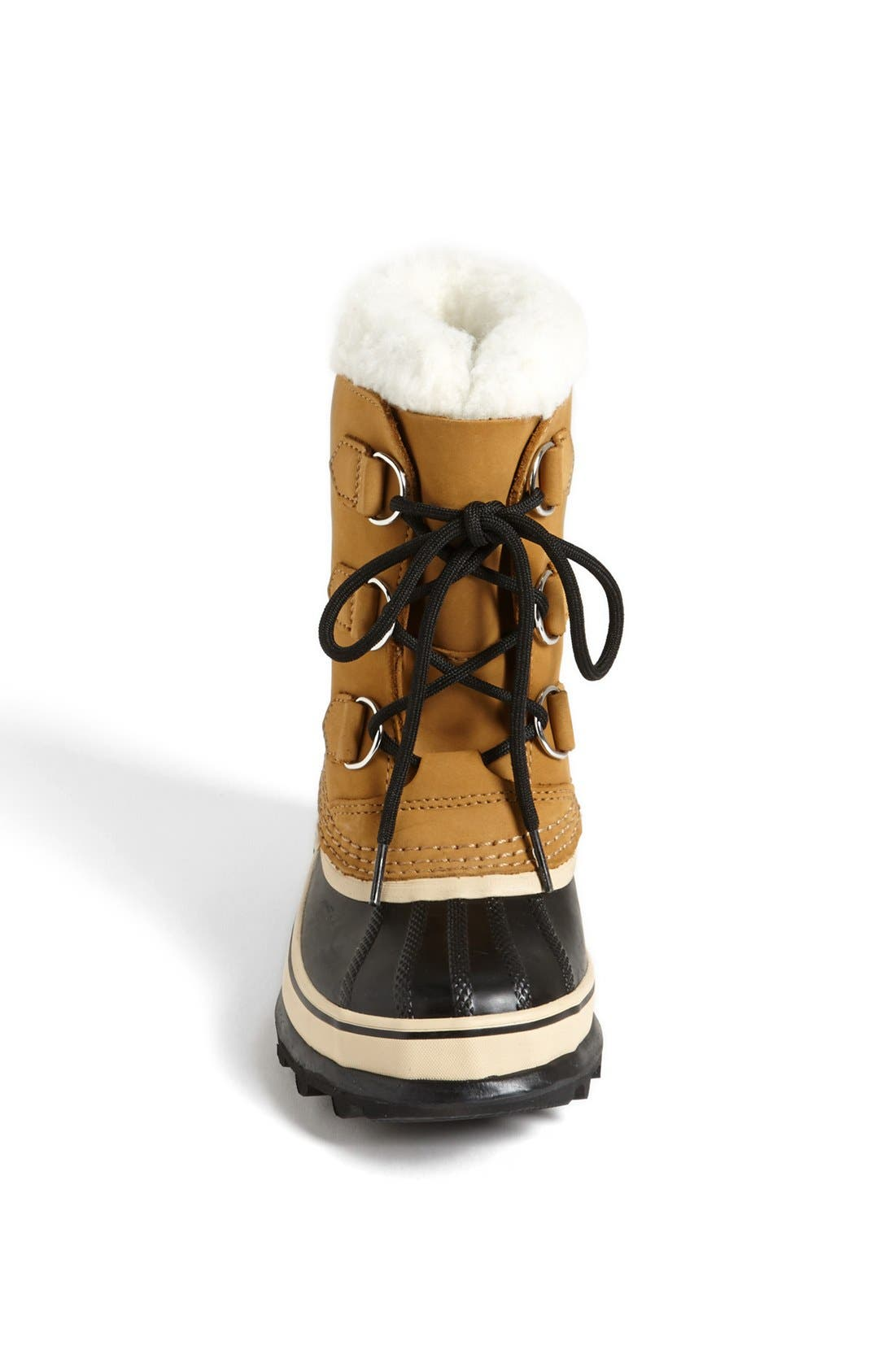 Alternate Image 3  - SOREL Caribou Waterproof Boot (Little Kid & Big Kid)