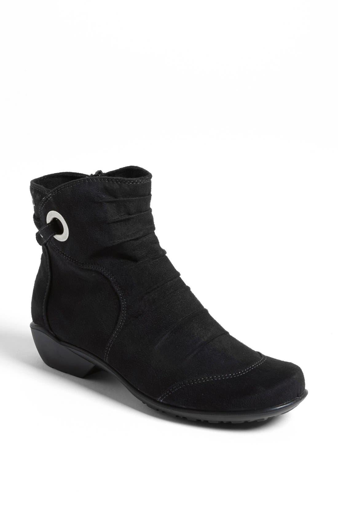'Citytex 121' Boot,                             Main thumbnail 1, color,                             Black