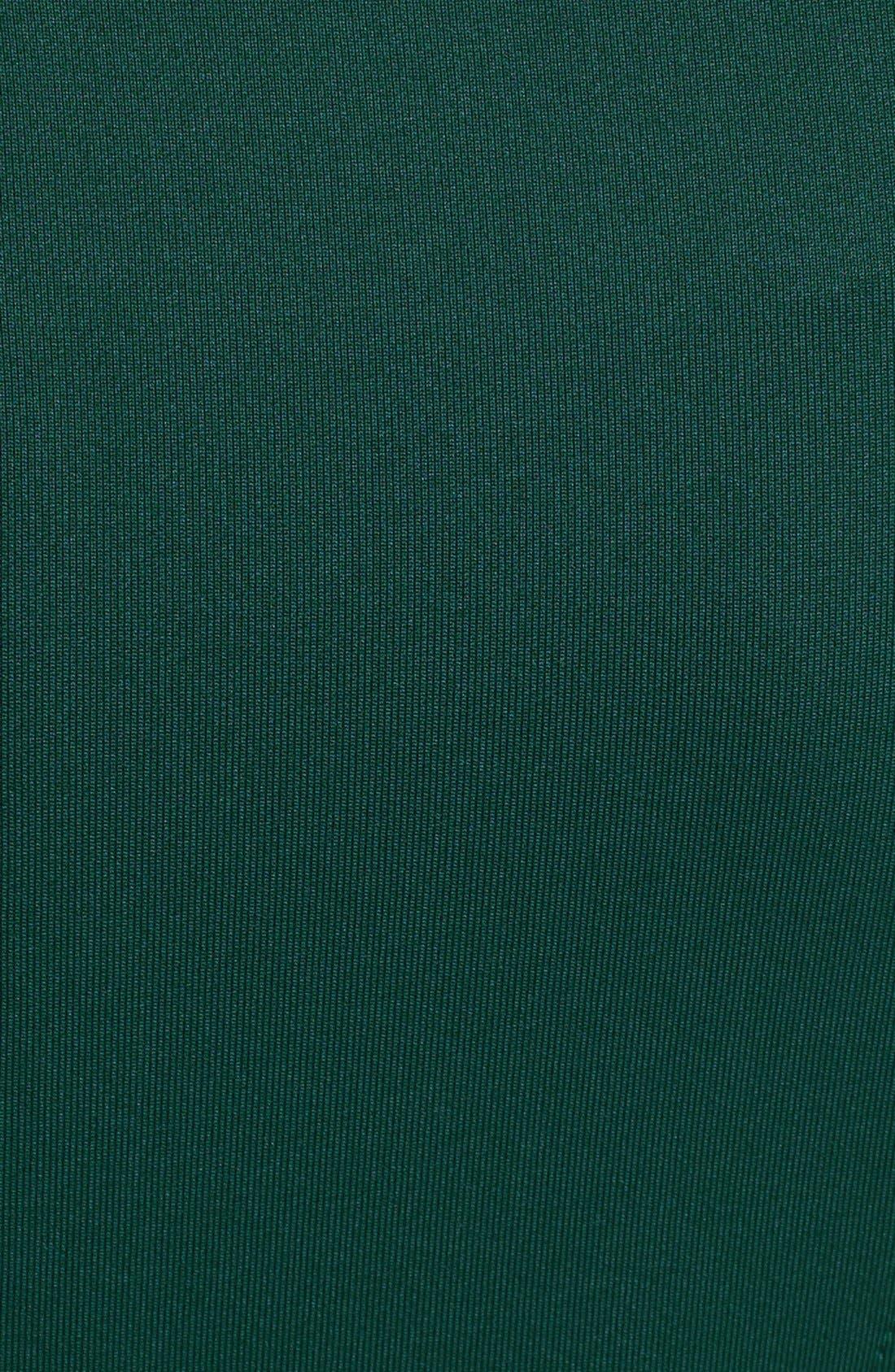 Alternate Image 3  - Vince Camuto Studded Scuba Knit Fit & Flare Dress