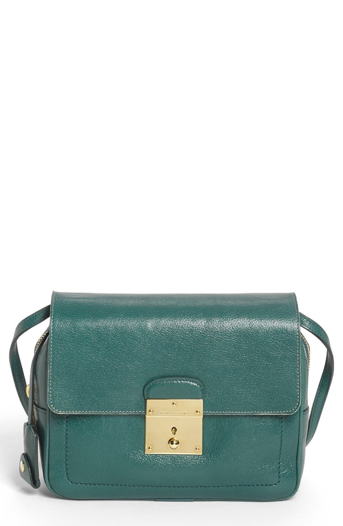 Alternate Image 1 Selected - MARC JACOBS '1984' Leather Camera Bag