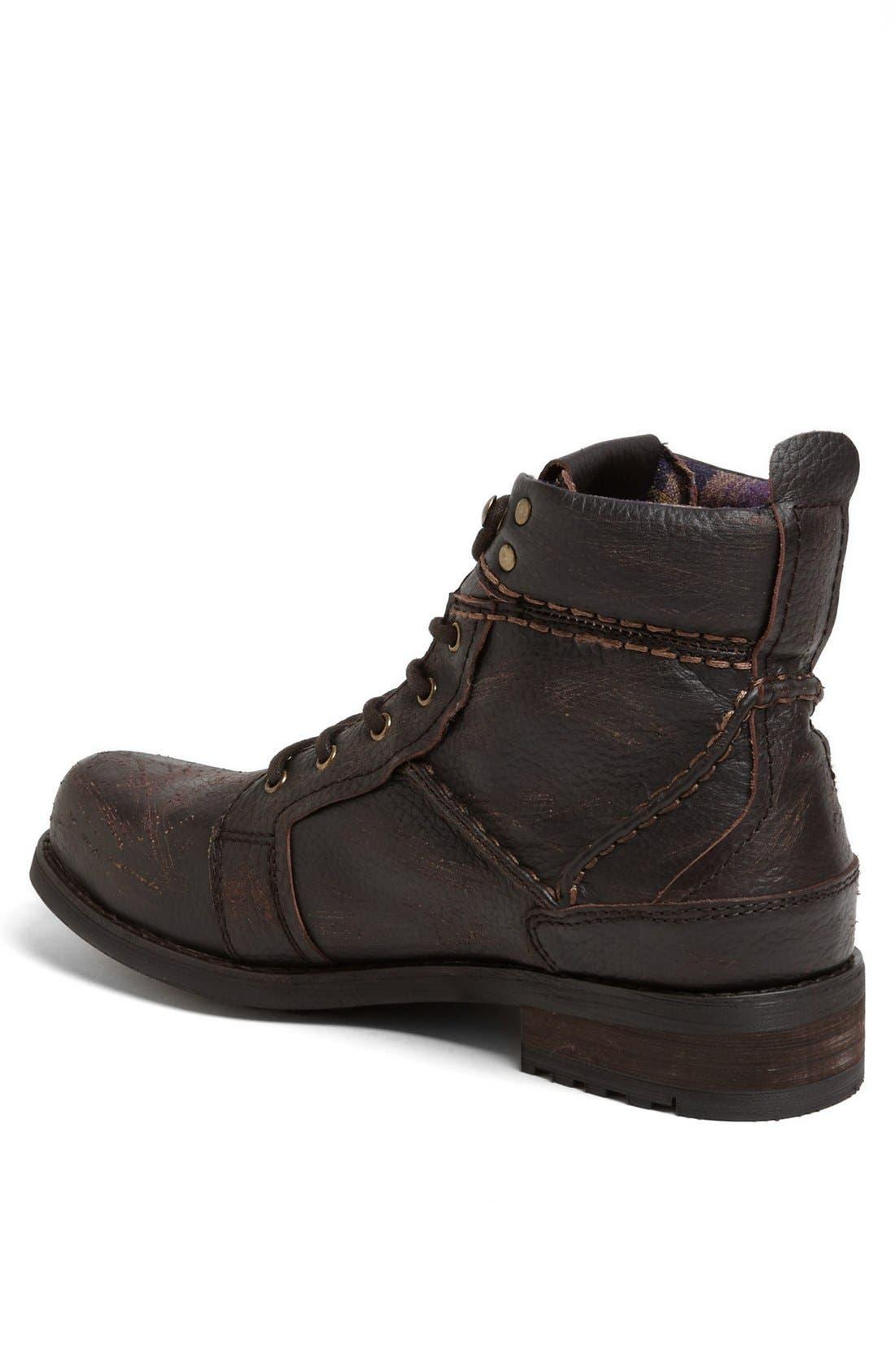 Alternate Image 2  - ZIGIny 'Catcher' Plain Toe Boot