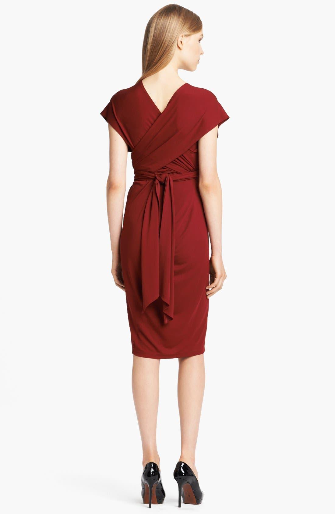 Alternate Image 2  - Donna Karan 'Infinity' Matte Jersey Dress