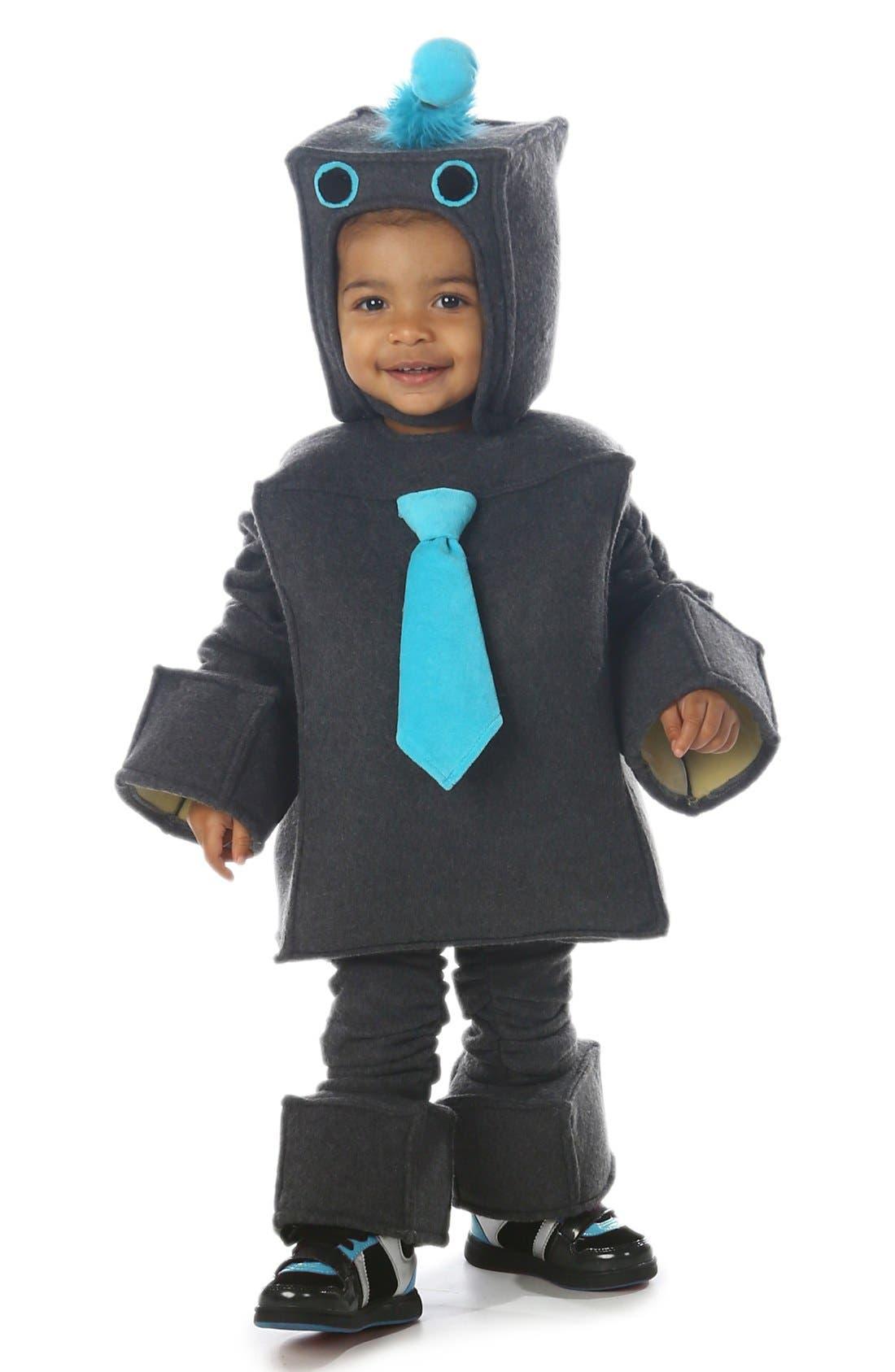 Alternate Image 3  - Princess Paradise 'Roscoe the Robot' Costume (Baby)