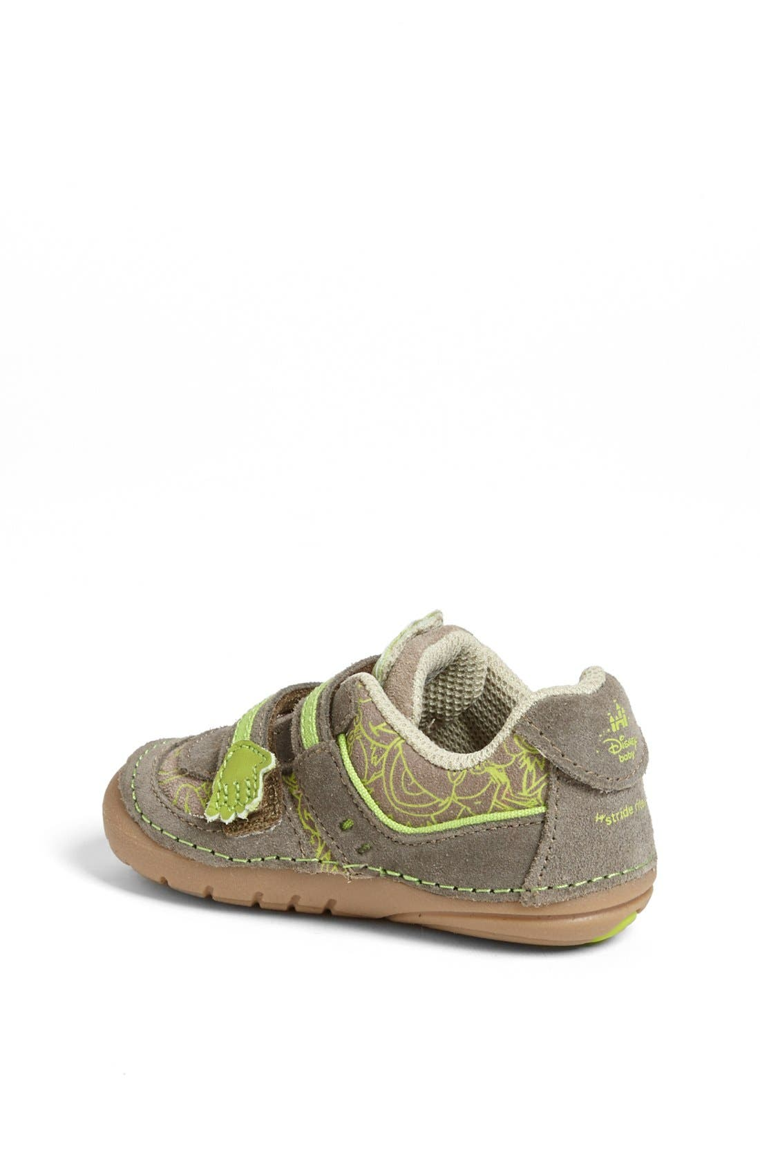 Alternate Image 2  - Stride Rite 'Kermit' Sneaker (Baby & Walker)