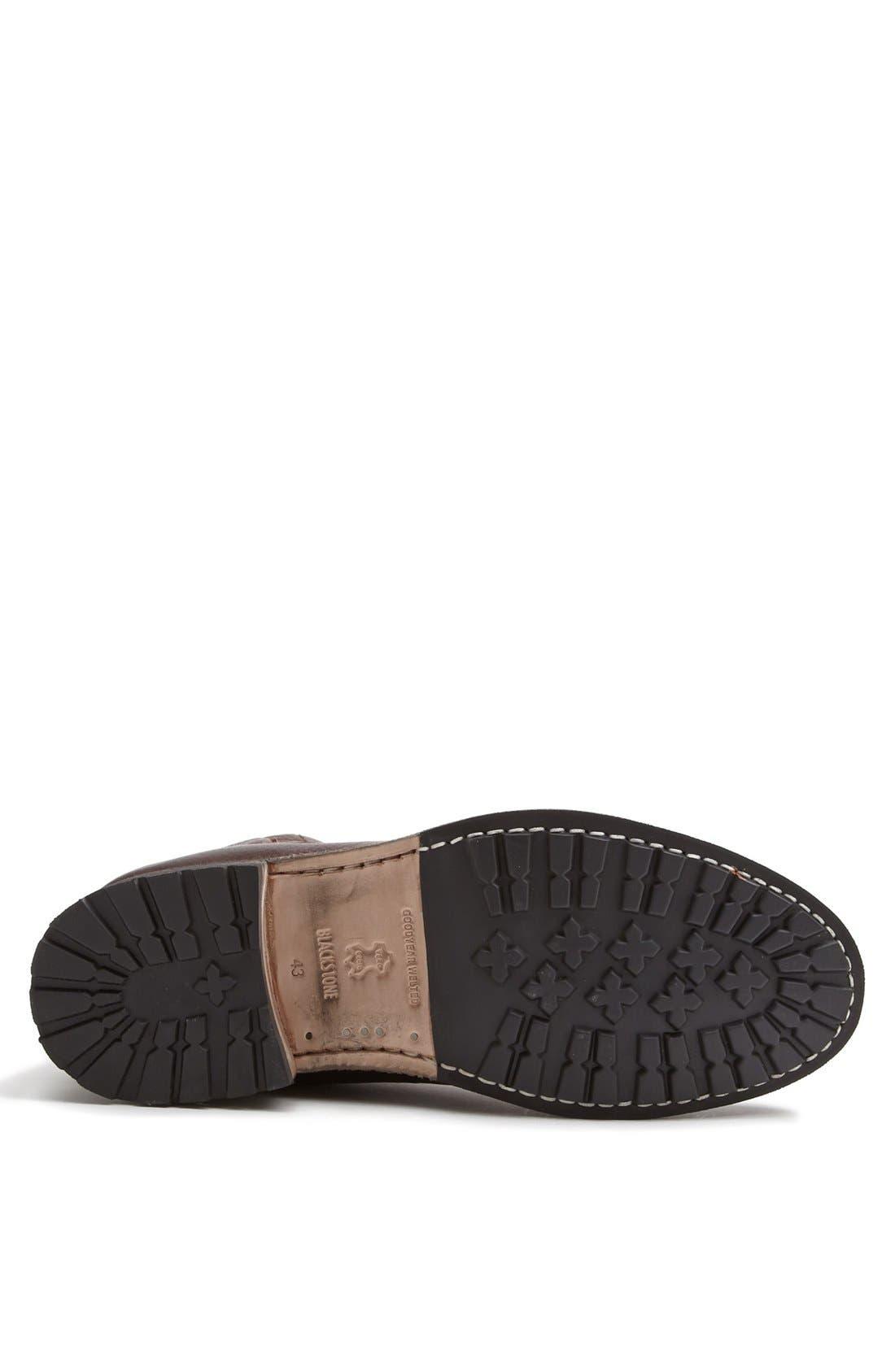 Alternate Image 2  - Blackstone 'GM 09' Plain Toe Boot (Men)