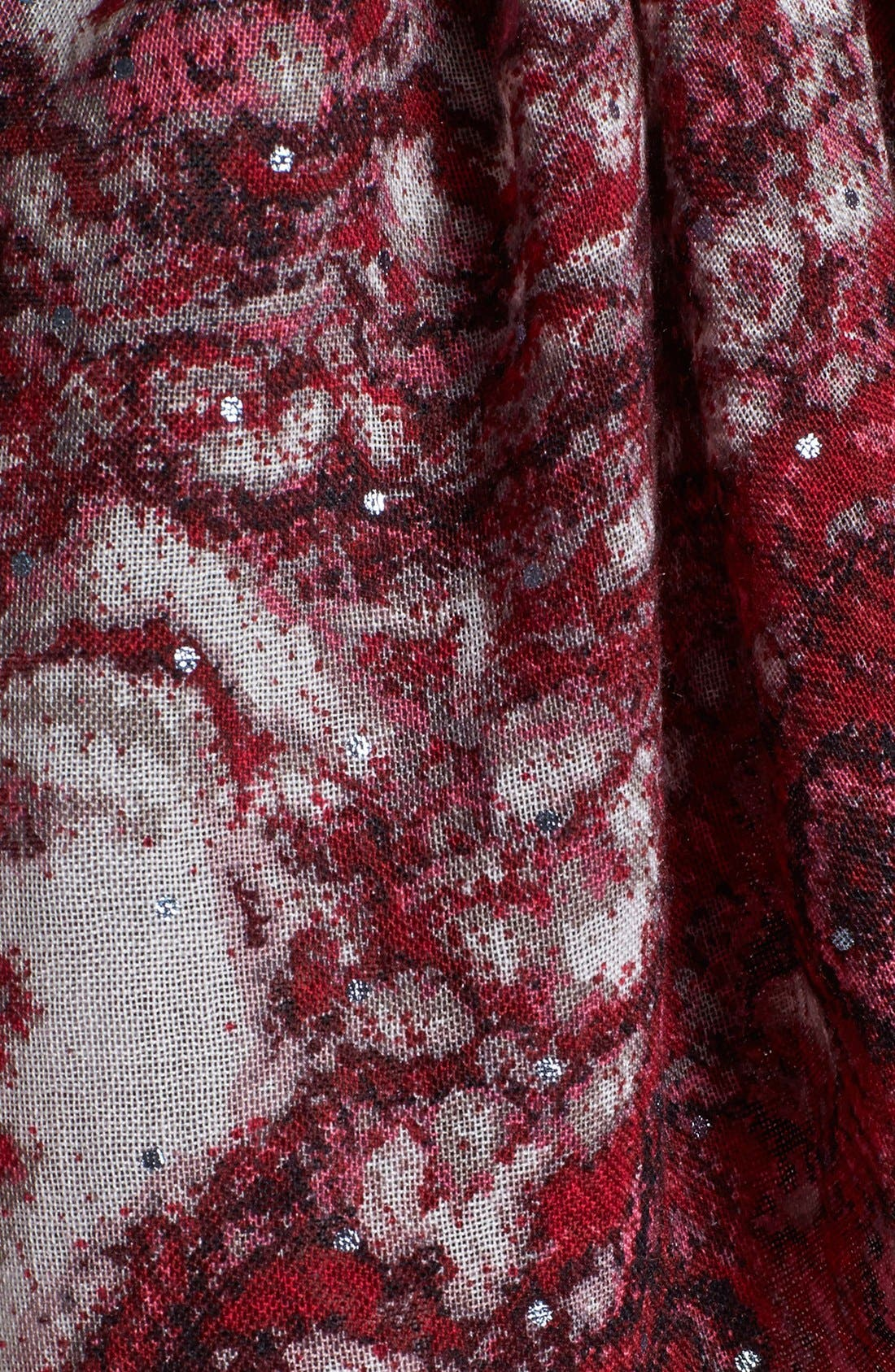 Alternate Image 2  - Diane von Furstenberg 'Hanovar' Wool Blend Scarf