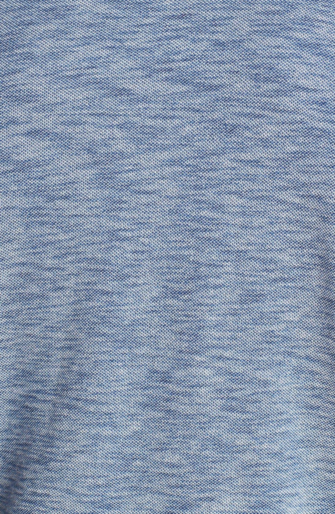 Alternate Image 3  - Tommy Bahama Denim 'Slub Life' Pique Island Modern Fit Sport Shirt