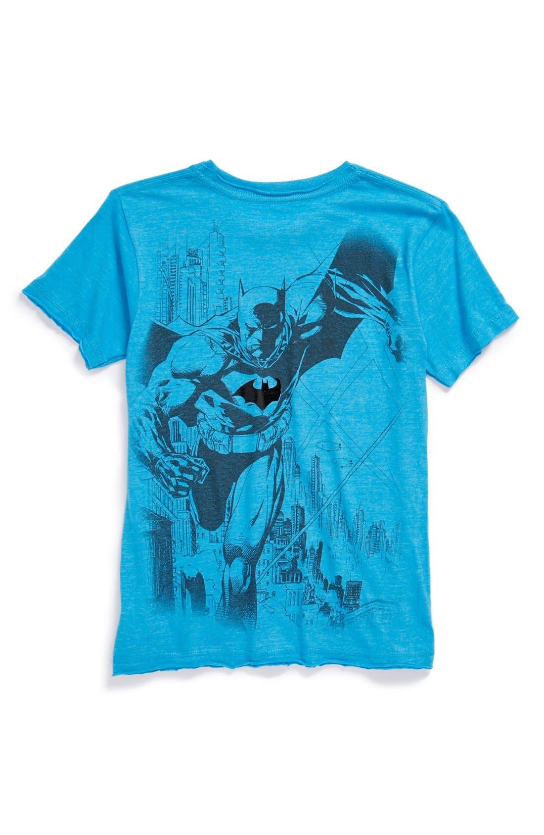 Alternate Image 2  - DX-Xtreme 'Batman' T-Shirt (Little Boys)
