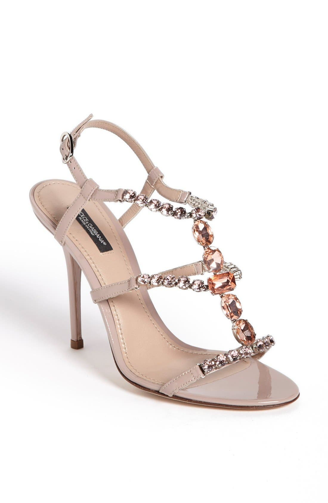 Alternate Image 1 Selected - Dolce&Gabbana Jewel Sandal