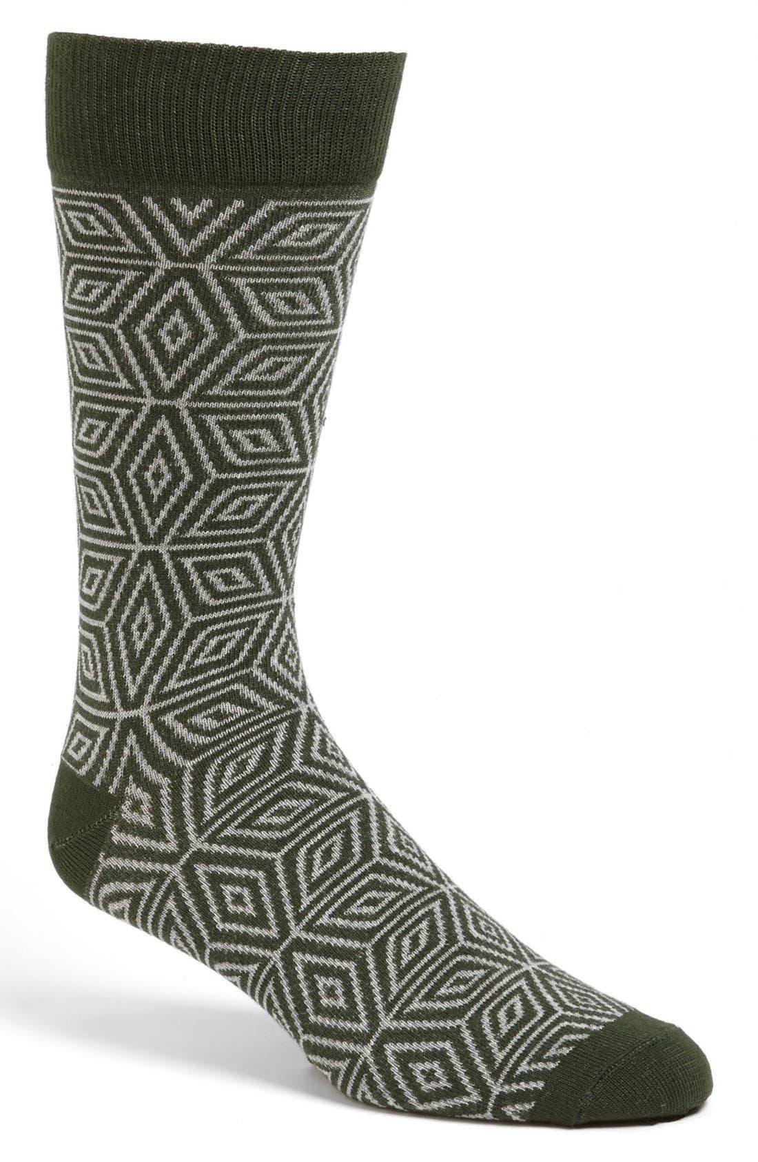 Main Image - Pact 'North Star' Socks