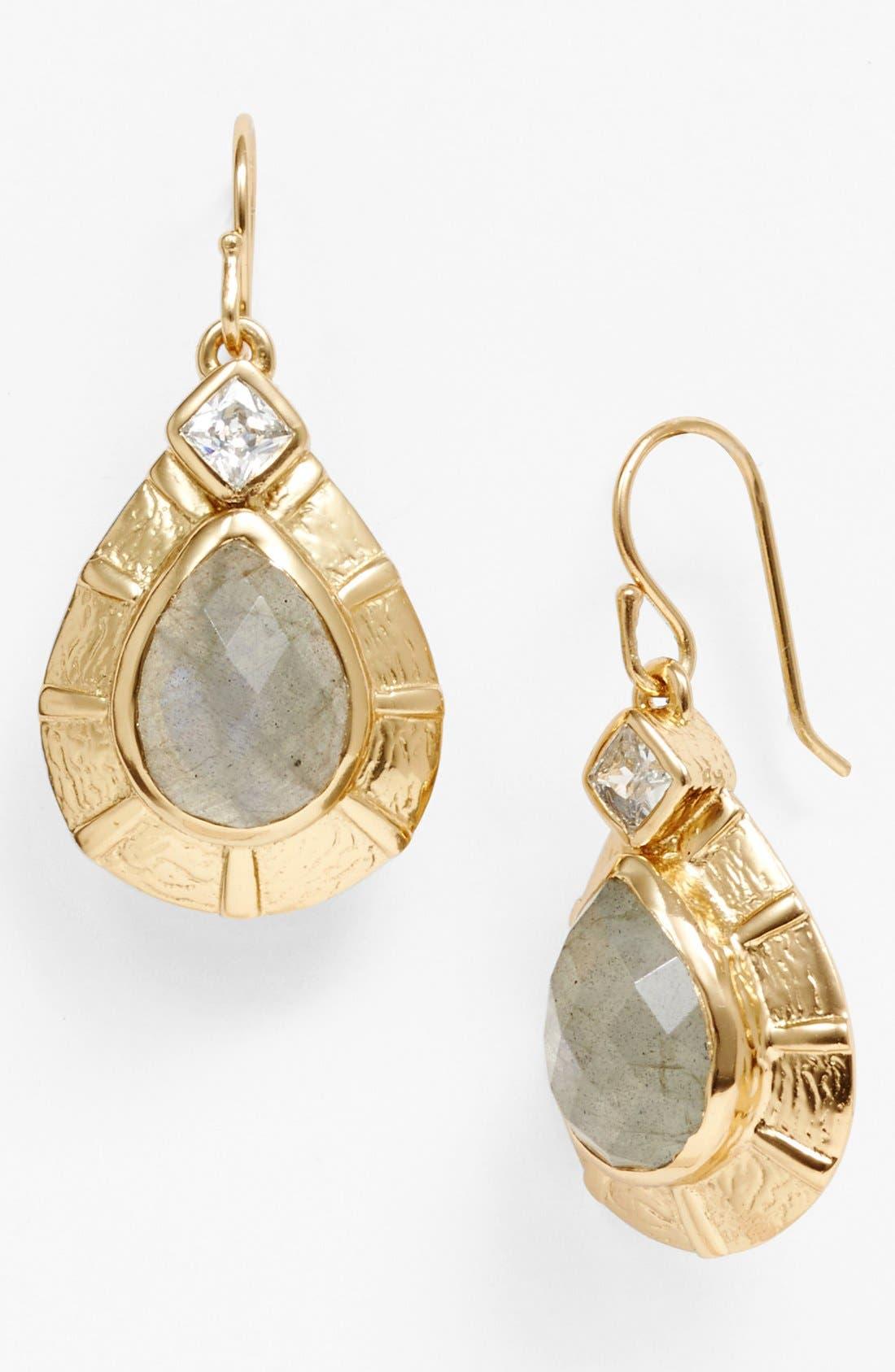 Alternate Image 1 Selected - Melinda Maria 'Athena' Teardrop Earrings