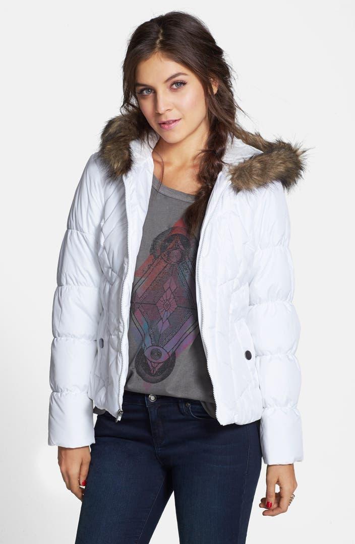 Faux Fur Coat From POPSUGAR at Kohl's | POPSUGAR Fashion
