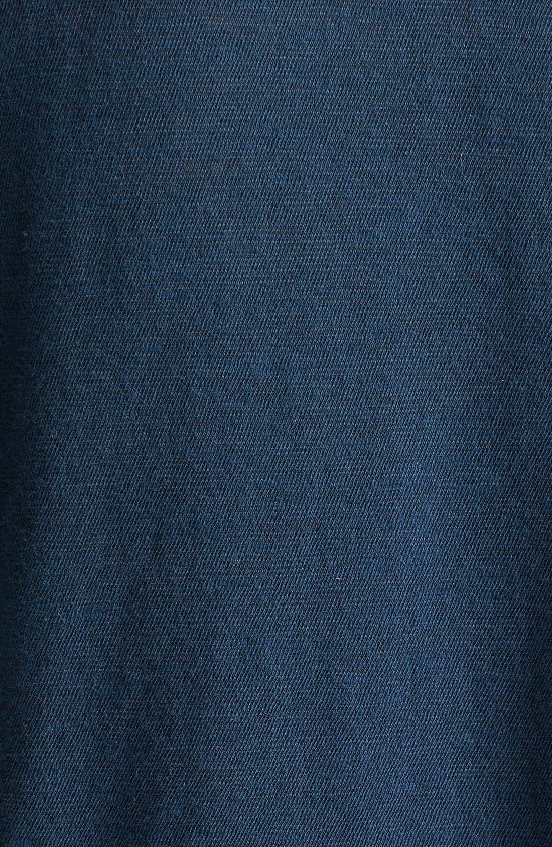 Alternate Image 3  - Vince Colorblock Slub Knit Tee
