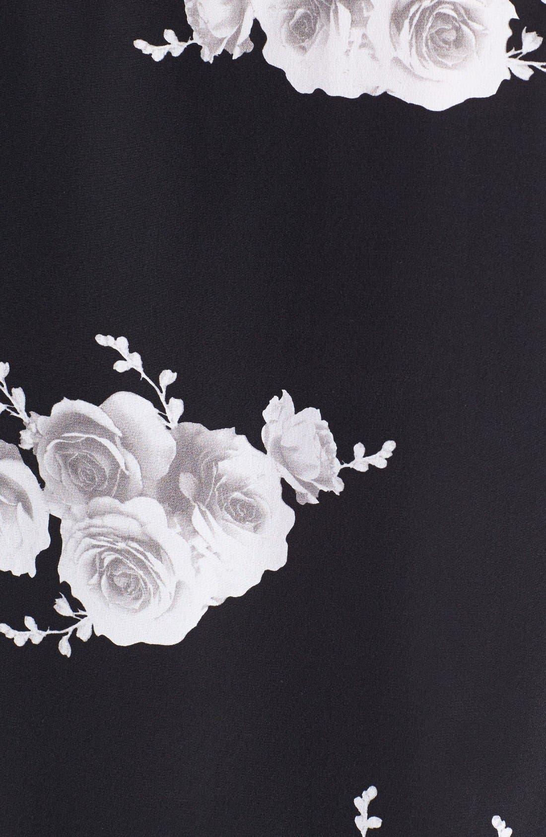 Alternate Image 3  - Equipment 'Adele' Print Silk Shirt
